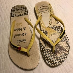 Beauty and the Beast Havaianas for sale